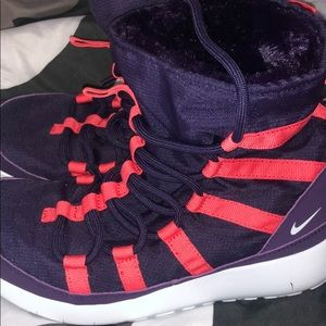 Nike size 4.5 lined for warmth new